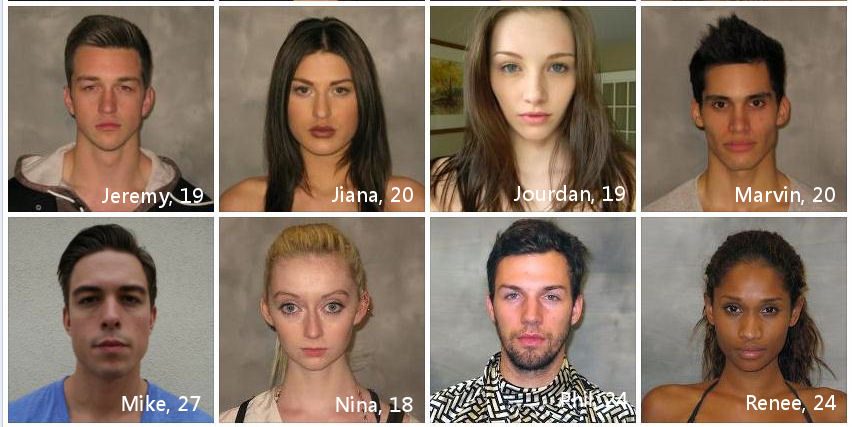 [FASHION] Meet The Models of America's Next Top Model ...