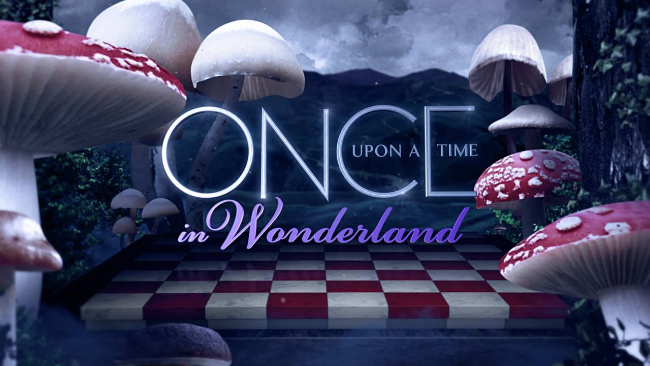video once upon a time in wonderland x official