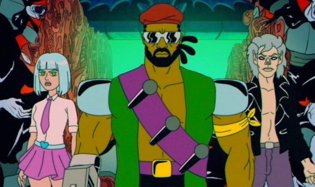 News diplo's major lazer character gets full season cartoon on fxx